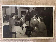 CICLISMO ANNI '50 CARTOLINA GINO BARTALI A LIVORNO 8 APRILE 1951