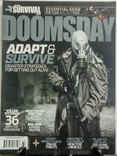 American Survival Guide Doomsday Adapt & Survive Strategies FREE SHIPPING sb
