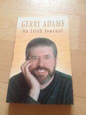 GERRY ADAMS. AN IRISH JOURNAL.