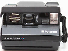 Polaroid Spectra System SE Instant Film Camera Made in USA Fully Operational