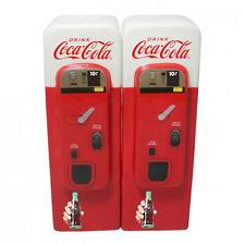 Coca-Cola Salz- und Pfefferstreuer Getränkeautomat