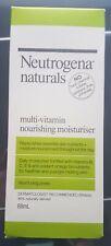 Neutrogena Naturals  Multi-Vitamin Nourishing Moisturizer (88 ml)