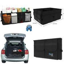 Auto Trunk Organizer SUV Car Vehicle Cargo Tools Groceries Storage Box Container