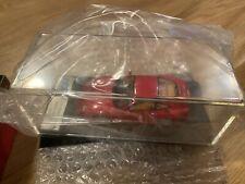 BBR Ferrari 575M Maranello Saloon Geneve 2002 Red BBR142A 1:43 Box 11