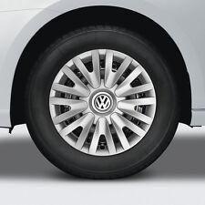 Radkappe Satz Original Volkswagen für Caddy, Golf, Golf Plus, Touran 15Zoll NEU
