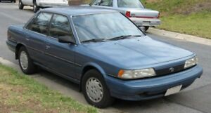 TOYOTA CAMRY 1988-1991 COMPLETE WORKSHOP SERVICE REPAIR MANUAL
