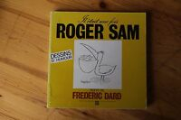 Rare DEDICACE EO Dard San-Antonio Il Etait une Fois Roger Sam / Signé Autographe