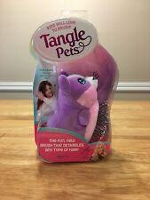 TANGLE PETS HAIR BRUSH KIDS AS SEEN ON TV SHARK TANK CUPCAKE THE CAT.SEALED