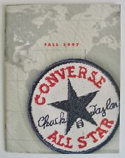 Vintage Fall 1997 Converse Shoes Catalog Chuck Taylor All Star Jack Purcell Shoe