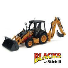 Universal Hobbies 1:50 Case 580ST Backhoe Loader Diecast Construction Model