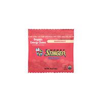 Honey Stinger Organic Energy Chews: Grapefruit, Box of 12
