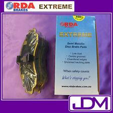 TOYOTA FJ CRUISER 4.0L V6  2007 ONWARDS - RDA EXTREME Front Pads