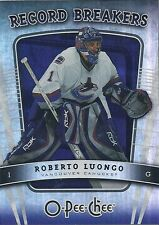 07-08 2007-08 O-PEE-CHEE OPC RECORD BREAKERS FINISH YOUR SET - LOW SHIPPING RATE