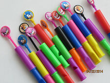 Sonic Boom Slide Whistles -12ct - birthday party favor, Hedgehog, Tails, Sega