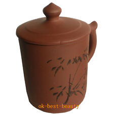 Blessing Yixing Large Size Gift Purple Clay Tea Cup Zisha Teacup Tea Set