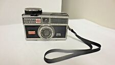 Vintage Kodak USA Instamatic 400 Camera #88595 with Strap-NOT TESTED