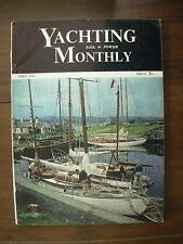 VINTAGE THE YACHTING MONTHLY MAGAZINE APRIL 1963