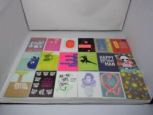 Just Wink Greeting Cards Lot x18 Assorted  American Greetings New  HC2750