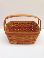 Longaberger 1997 Mother's Day 2-Handle Basket