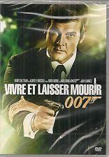 """DVD """"Vivre et laisser mourir"""" - Guy Hamilton  NEUF SOUS BLISTER"""