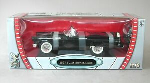1:18 Yat Ming 1957 Ford Thunderbird Roadster - Black