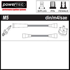 PowerTec HT Ignition Leads RENAULT R 18 TS, GTS  (1979-1986)