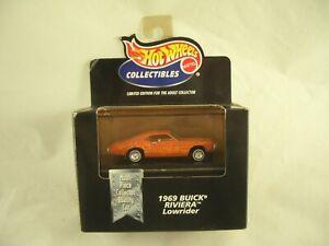 Hot Wheels Limted Edition 1969 Buick Riviera Lowrider