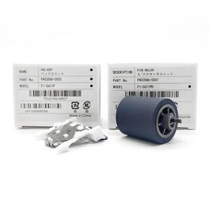 1 Set New Pickup Roller kit for Fujitsu ScanSnap N1800 Fi-6110 S1500 S1500M