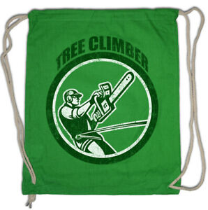 Tree Climber II Turnbeutel Holzfäller Holz machen Waldarbeiter Kettensäge Axt
