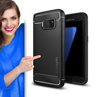SPIGEN Rugged Armor für Samsung Galaxy S7 Schutzhüllase Cover Handy Etui Schutz