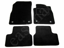 Vauxhall Astra J Mk6 Carpet Car Mats 2010 – 2015 Tailored Black 4pcs Floor Mat S