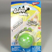 Green whamo super ball classic kids toy party favor Easter basket filler