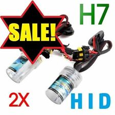 H7 Xenon HID Conversion KIT 6000K Slim Ballasts Light Bulbs BMW E39 E60 E90 X5