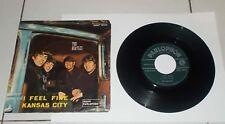"Disco 45 Giri 7"" THE BEATLES I feel fine - Parlophon Italy Green label QMSP 1637"