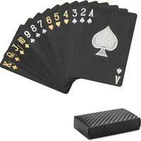 Waterproof PVC Poker Plastic Magic Table Game Club Party Playing Cards Set Gifts