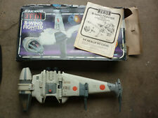 VINTAGE KENNER STAR WARS ROTJ 1983 B-WING FIGHTER 100% Tested w/ BOX