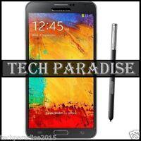 Stylet Stylus Spen pour for Samsung Galaxy Note 3 SM N900 N9005 Noir Black