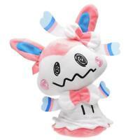 Pokemon Mimikyu Cosplay Sylveon Plush Doll Stuffed Animal Soft Toy 9 inch Gift