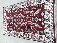 Stunning Handmade Persian Heriz Style Rug 3X5 #108