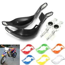 2x Universal 28mm Handguard Hand Guard Protectors Motorcycle Pit Dirt Bike ATV