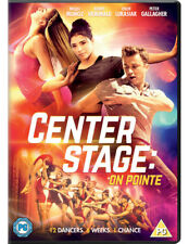 Center Stage: On Pointe DVD (2016) Peter Gallagher ***NEW***