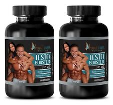 Testosterone Booster 742 - Potency Men -  Muscle Supplements - 2 Bot 138 Tablets