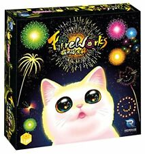 Fireworks Board Game Renegade RGS00823 Family Cat Li He By Aza Chen