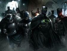 DETECTIVE COMICS #1000 FRANCESCO MATTINA VIRGIN WRAP COVER VARIANT BATMAN NM