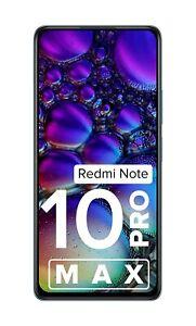 """Redmi Note 10 Pro Max (6GB / 8GB, 128GB) 6.67"""" 108MP Camera Dual SIM - Unlocked"""