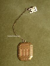 1938 VENTNOR AVENUE SCHOOL NJ Lapel CLASS Pin BROOCH Ladies Charm JUNIOR HIGH
