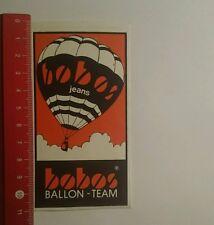 Aufkleber/Sticker: bobos Jeans Ballon Team (251016104)