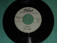Cliffie Stone Maybe NM/I Don't Want To Walk Without You NM 1958 Promo CW 45