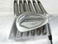 Used RH Mizuno JPX 900 Tour Forged Iron Set 4-P Extra Stiff Flex Steel Shafts