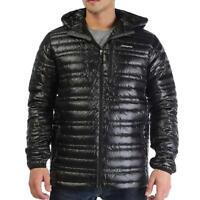 New Patagonia ULTRALIGHT Down Hoody Jacket Black XL 800 Fill Goose $349